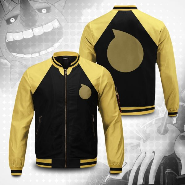 soul eater evans bomber jacket 133489 - Anime Jacket