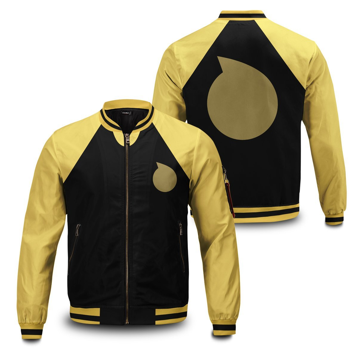 soul eater evans bomber jacket 203044 - Anime Jacket