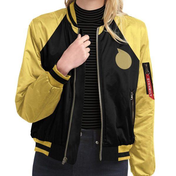 soul eater evans bomber jacket 331610 - Anime Jacket