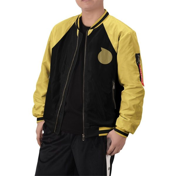 soul eater evans bomber jacket 332987 - Anime Jacket