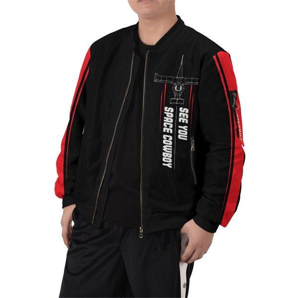 space cowboy bomber jacket 677001 - Anime Jacket