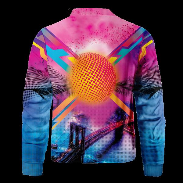 spidey miles bomber jacket 462254 - Anime Jacket