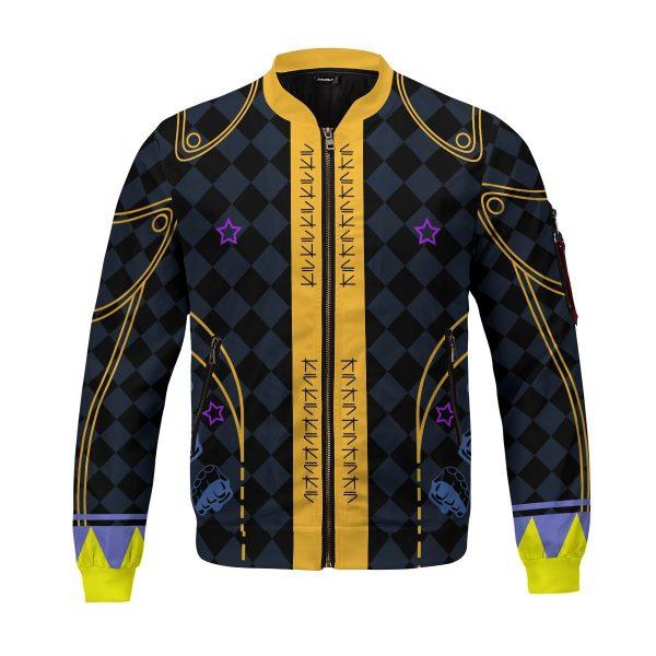 star platinum bomber jacket 220268 - Anime Jacket