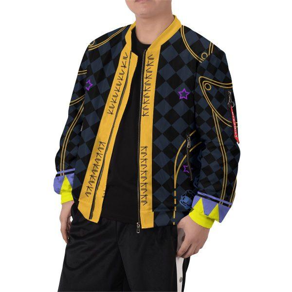 star platinum bomber jacket 448782 - Anime Jacket