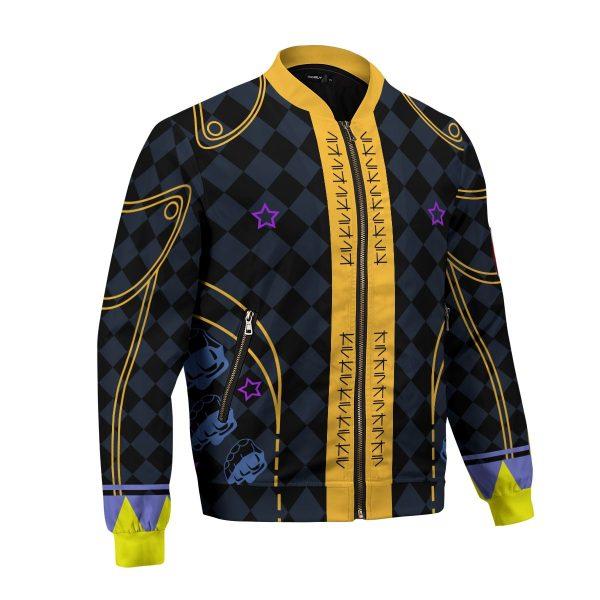 star platinum bomber jacket 579656 - Anime Jacket