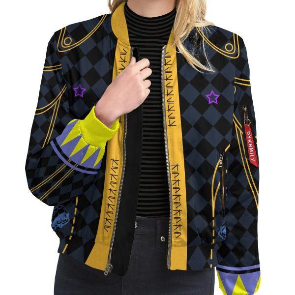star platinum bomber jacket 798165 - Anime Jacket