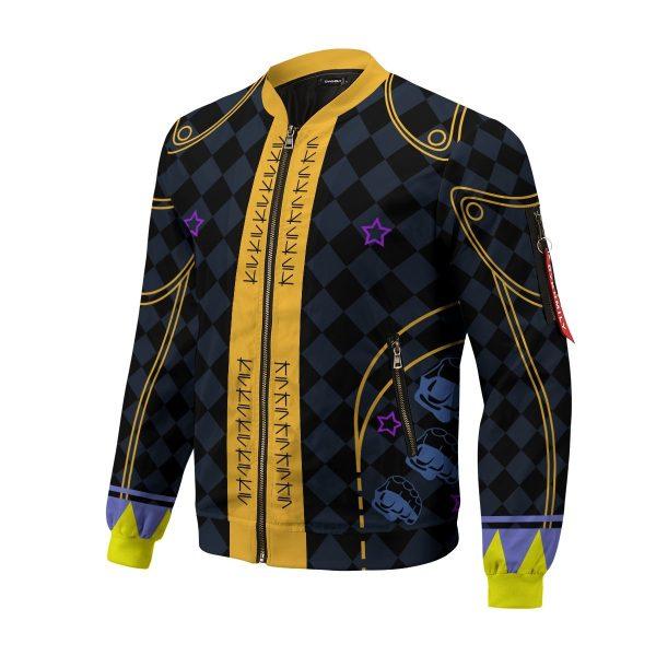 star platinum bomber jacket 889045 - Anime Jacket