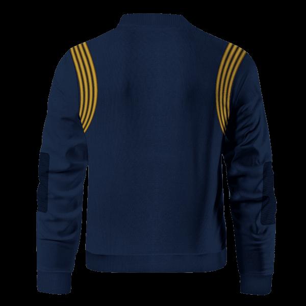star trek discovery bomber jacket 431739 - Anime Jacket