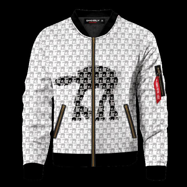 star wars walkers bomber jacket 114956 - Anime Jacket