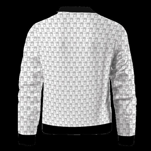 star wars walkers bomber jacket 117104 - Anime Jacket