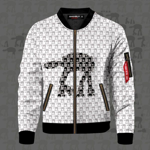 star wars walkers bomber jacket 164914 - Anime Jacket
