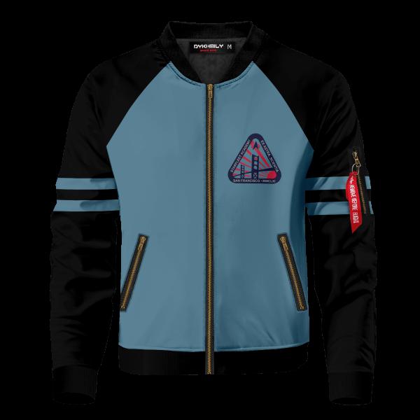 starfleet academy bomber jacket 340497 - Anime Jacket