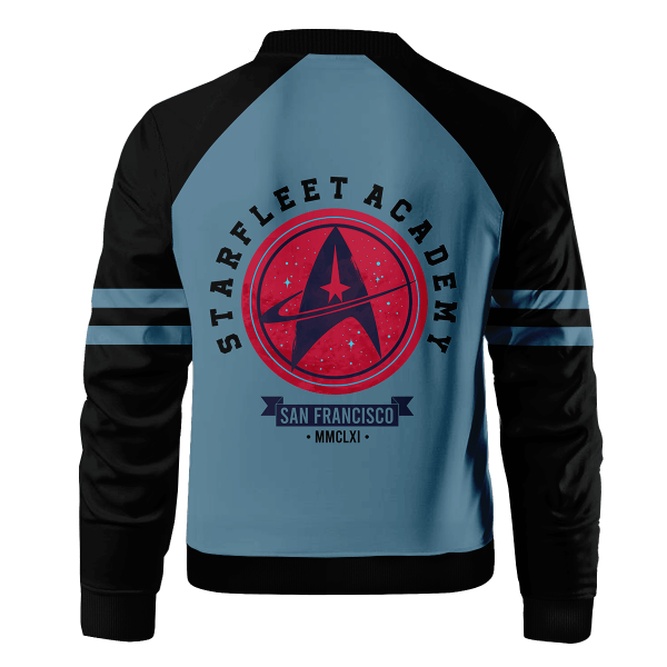 starfleet academy bomber jacket 516532 - Anime Jacket