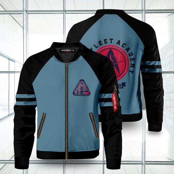 starfleet academy bomber jacket 894237 - Anime Jacket