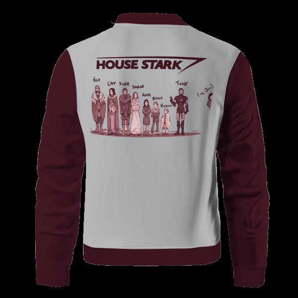 stark family members bomber jacket 414269 - Anime Jacket