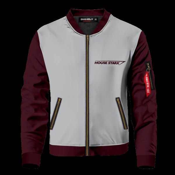 stark family members bomber jacket 511670 - Anime Jacket