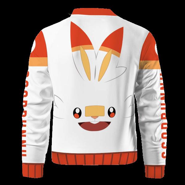 starter scorbunny bomber jacket 154682 - Anime Jacket