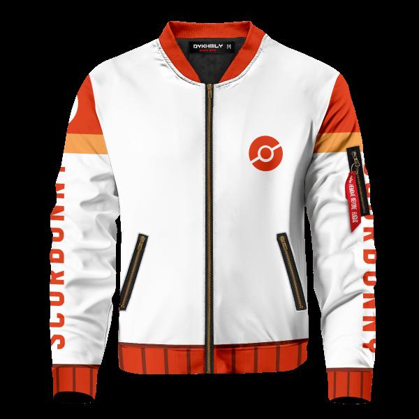 starter scorbunny bomber jacket 705068 - Anime Jacket