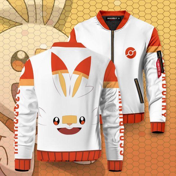 starter scorbunny bomber jacket 847094 - Anime Jacket