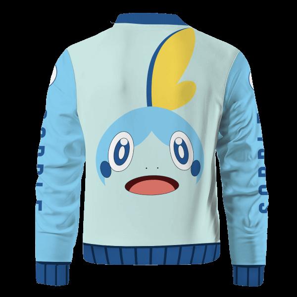 starter sobble bomber jacket 118016 - Anime Jacket
