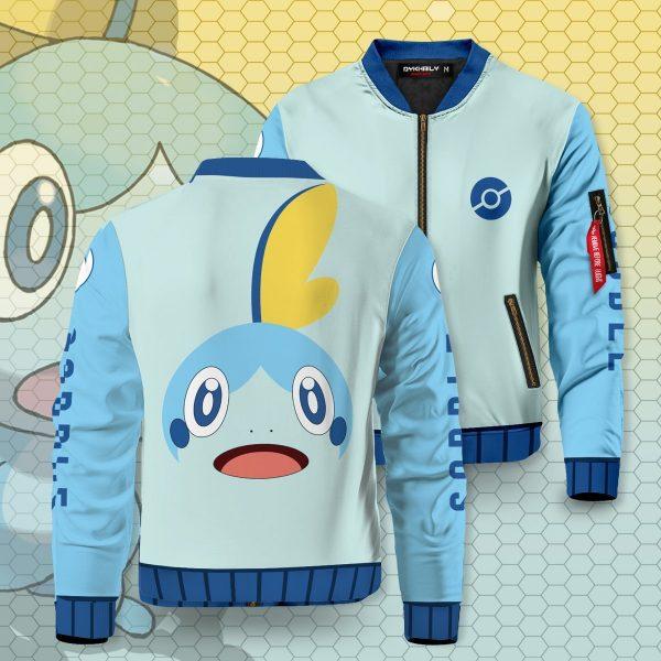 starter sobble bomber jacket 607406 - Anime Jacket