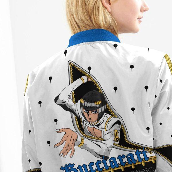 sticky fingers bomber jacket 110245 - Anime Jacket