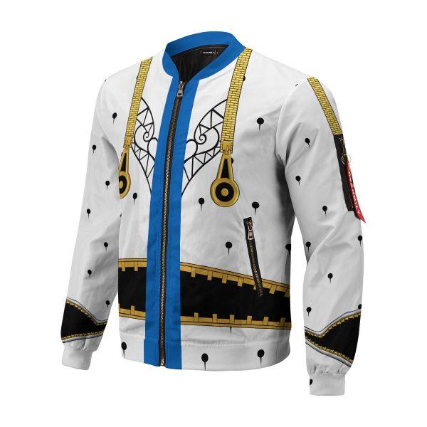 sticky fingers bomber jacket 163136 - Anime Jacket