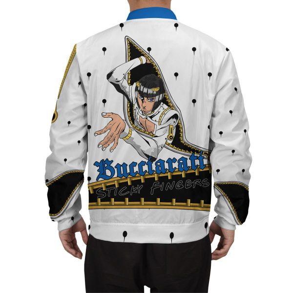 sticky fingers bomber jacket 323392 - Anime Jacket