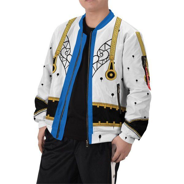 sticky fingers bomber jacket 326366 - Anime Jacket