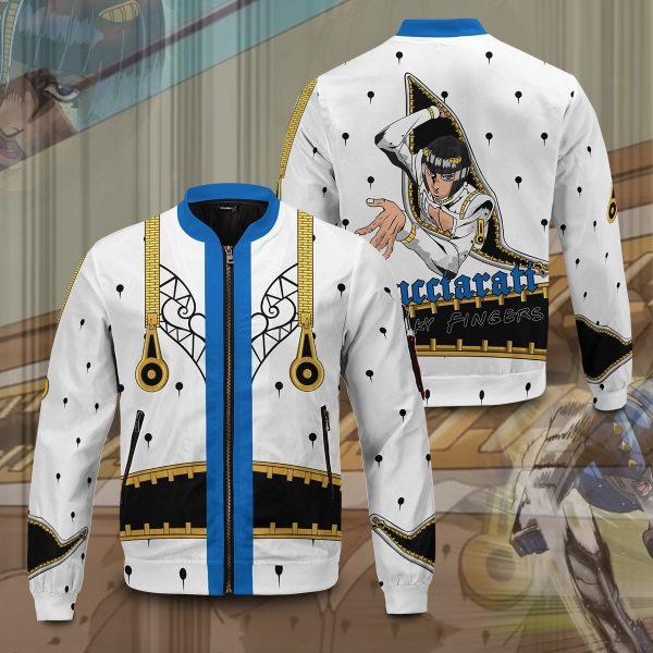 sticky fingers bomber jacket 464754 - Anime Jacket
