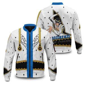 sticky fingers bomber jacket 575104 - Anime Jacket