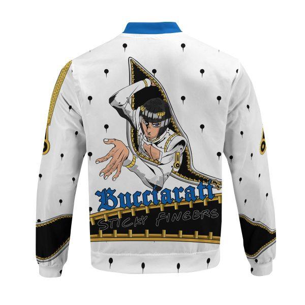 sticky fingers bomber jacket 770795 - Anime Jacket