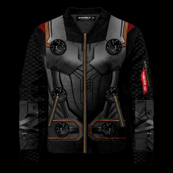 stormbreaker bomber jacket 115924 - Anime Jacket