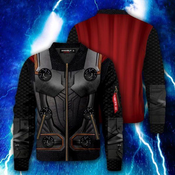 stormbreaker bomber jacket 574741 - Anime Jacket