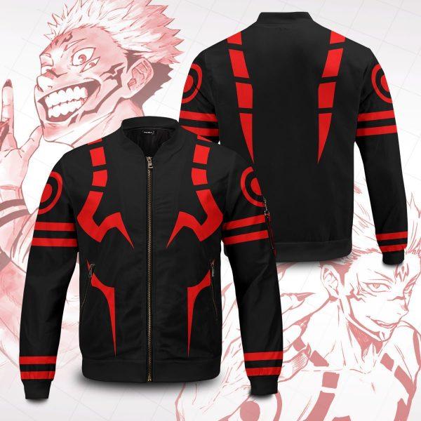 sukuna v2 bomber jacket 924118 - Anime Jacket