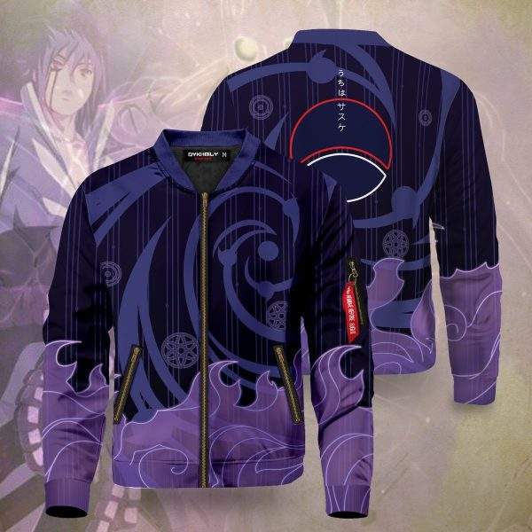 susanoo bomber jacket 164149 - Anime Jacket