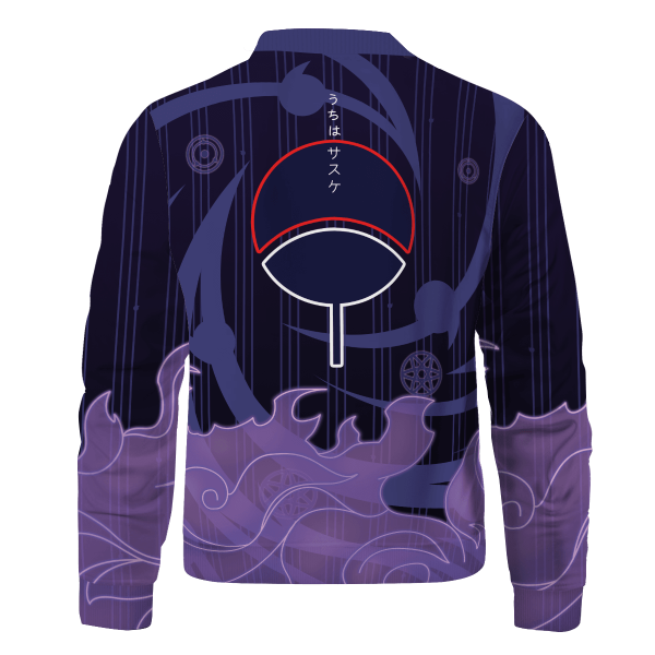 susanoo bomber jacket 333144 - Anime Jacket