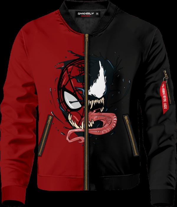 symbiote connection bomber jacket 393277 - Anime Jacket