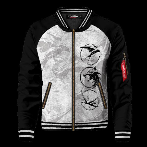 symbols entwine bomber jacket 394304 - Anime Jacket