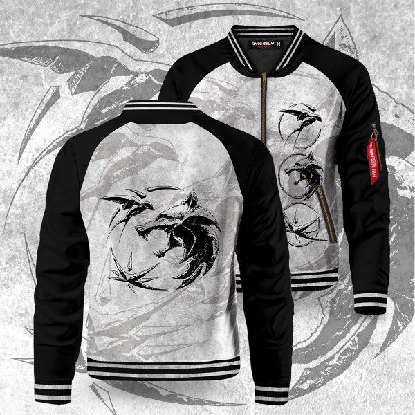symbols entwine bomber jacket 785959 - Anime Jacket