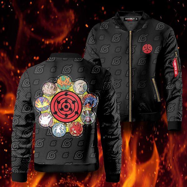 tailed beast bomber jacket 779810 - Anime Jacket