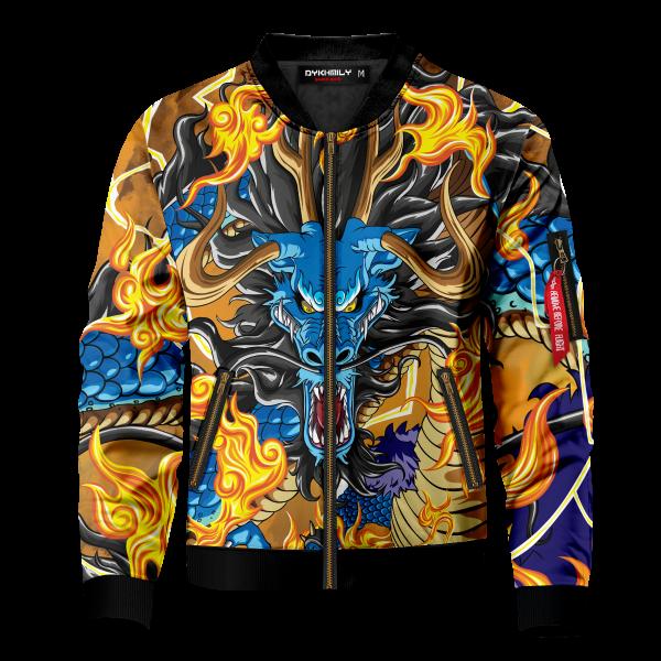 the beast bomber jacket 140449 - Anime Jacket