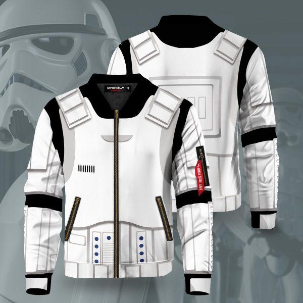 the empire storm trooper v1 bomber jacket 574092 - Anime Jacket