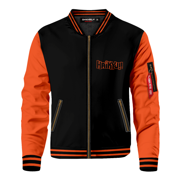 the flightless crows bomber jacket 362892 - Anime Jacket