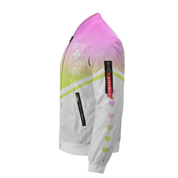 the love hashira bomber jacket 162457 - Anime Jacket