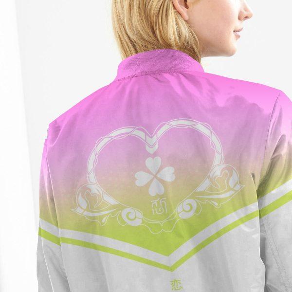 the love hashira bomber jacket 368881 - Anime Jacket