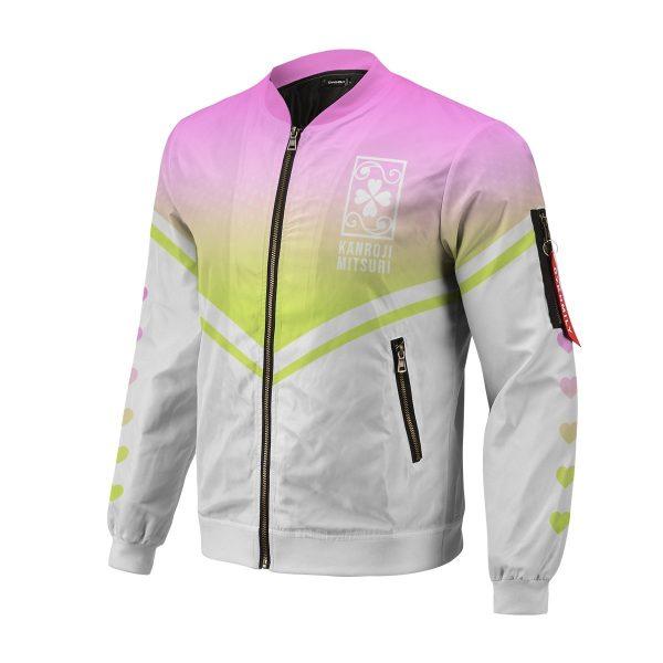the love hashira bomber jacket 438081 - Anime Jacket