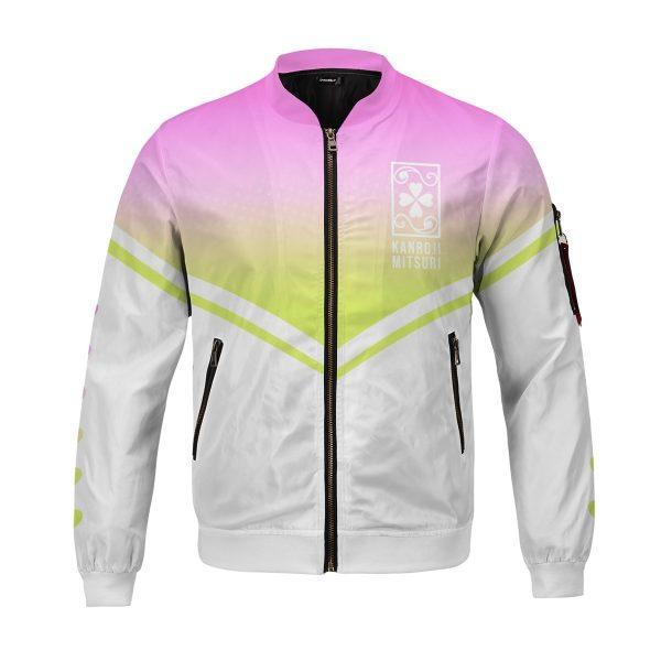 the love hashira bomber jacket 479315 - Anime Jacket