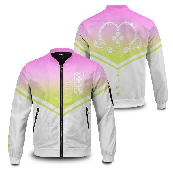 the love hashira bomber jacket 624588 - Anime Jacket