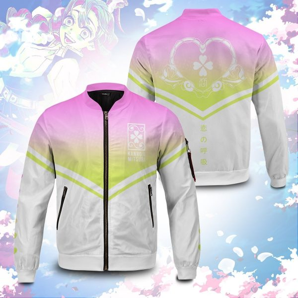 the love hashira bomber jacket 813502 - Anime Jacket